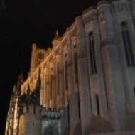 Cathédrale de nuit