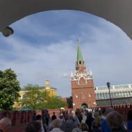 Entrée du Kremlin