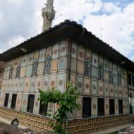 La mosquée.