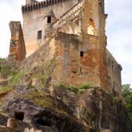 Château de Commarque.