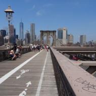 Balade sur Brooklyn bridge
