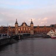 gare Amsterdam