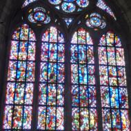 des vitraux spectaculaires