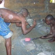 Les Forgerons de Tcharé, région de La Kara, Togo