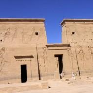 L'entrée du temple.