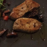 Foie de canard  poêlé