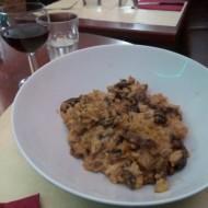 Risotto aux champignons - au vrai goût de l'Italie !
