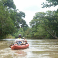 C'est parti pour 3 jours de kayak sur le Fleuve !